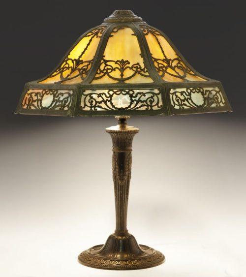 1920s Lamp 15 Lamps In Art Deco Style Warisan Lighting