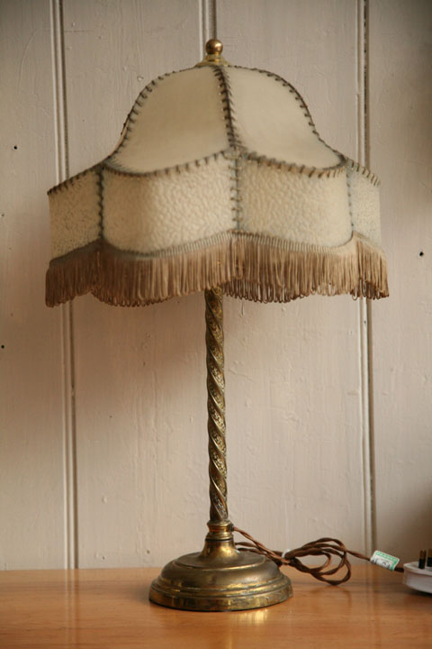 How To Make Lamp Shades 1930s lamps - 15 methods to make unforgetable atmosphere ...