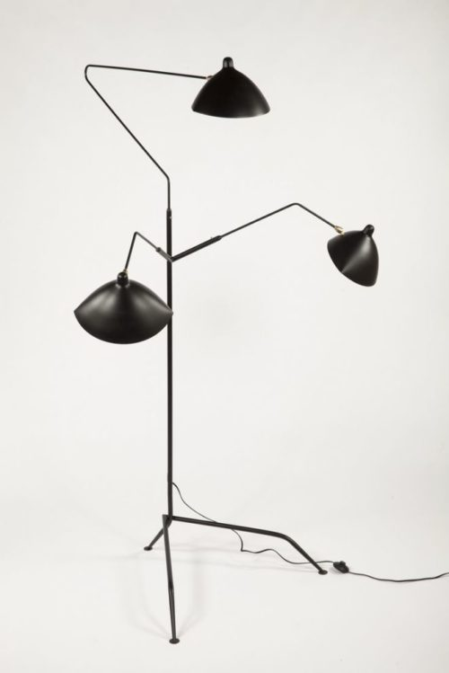 3 Arm Floor Lamp 3