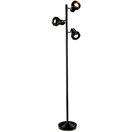 Awesome 3 Bulb Floor Lamp Photo 2