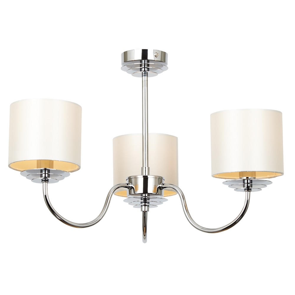 Brighten up your space with 3 light ceiling light warisan lighting brighten up your space with 3 light ceiling light aloadofball Gallery