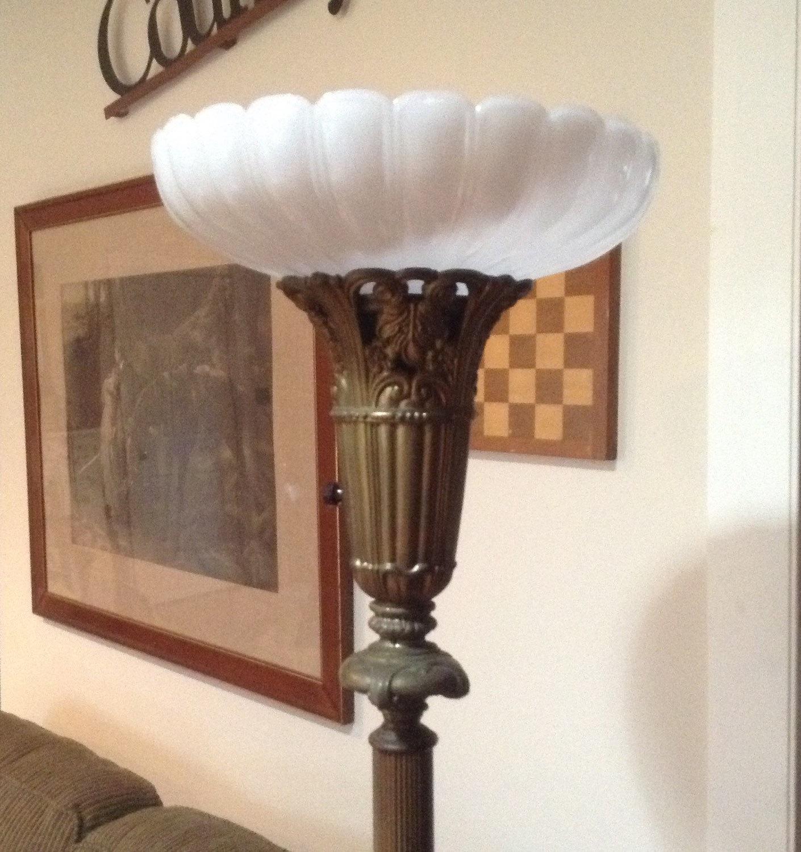 300w Halogen Floor Lamp Medium Rare Collection Warisan Lighting