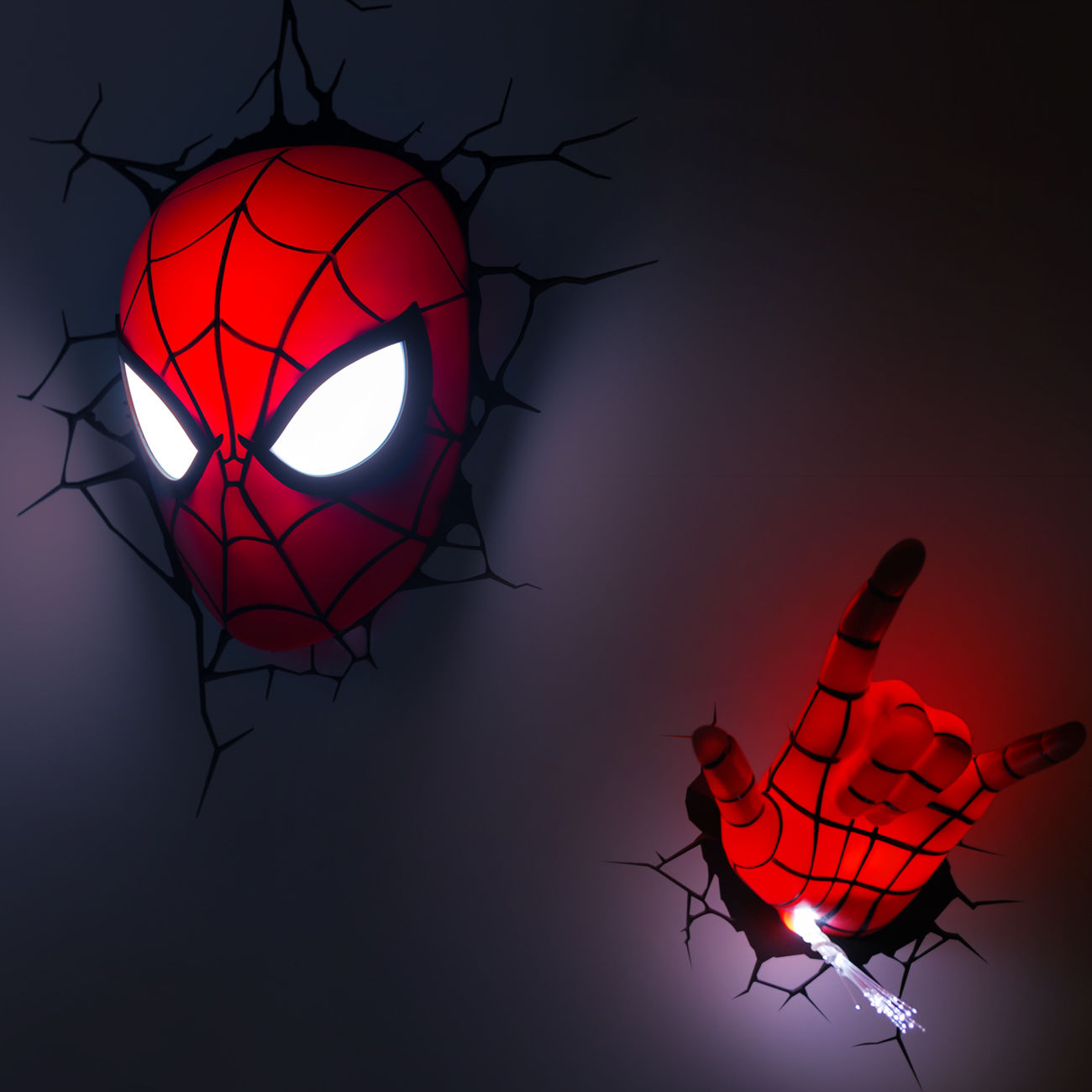 10 Things To Consider Before Installing 3d Avengers Wall Lights Warisan Lighting
