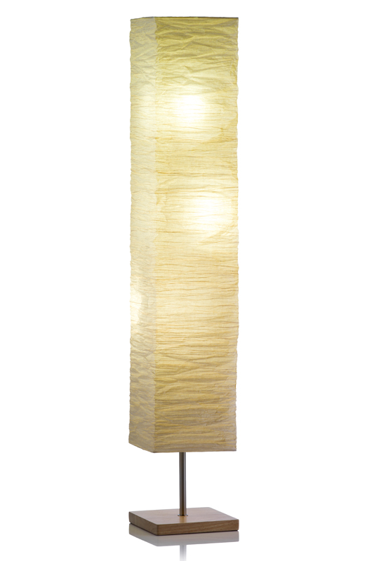 Adesso Floor Lamp Synonymously Sculptural And Quite