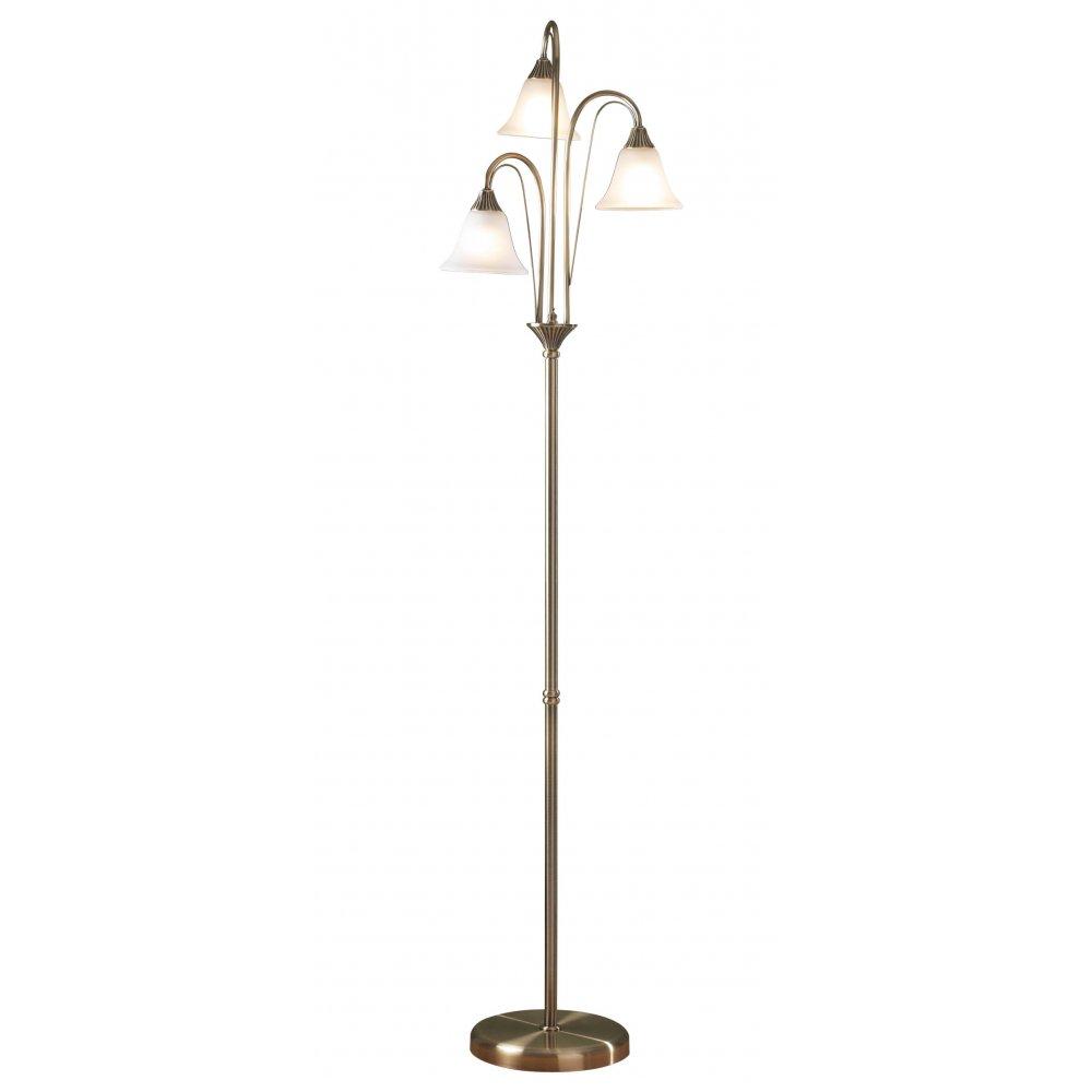 Antique brass floor lamps 10 tips for choosing warisan for Floor lamp 10