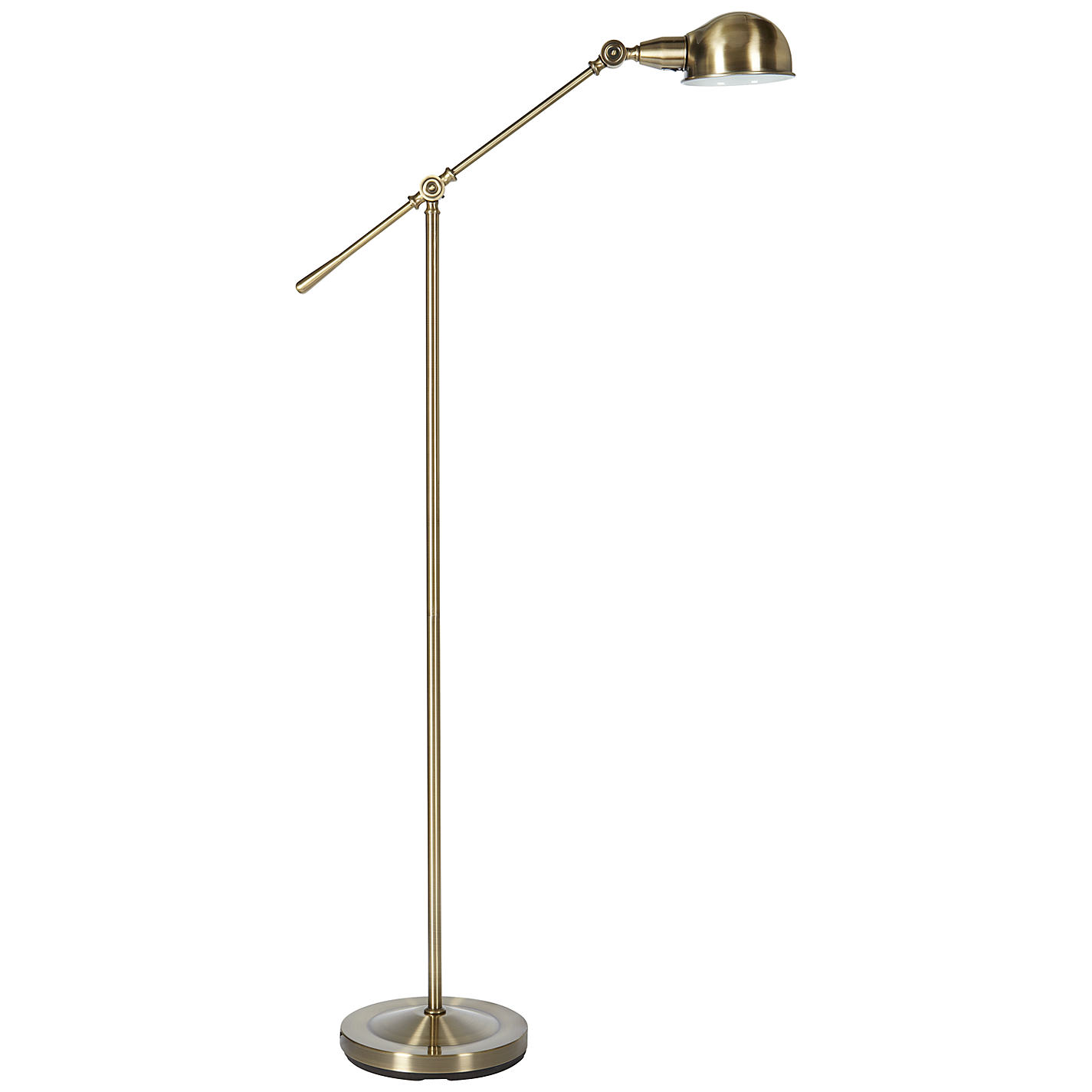 Antique brass floor lamps 10 tips for choosing