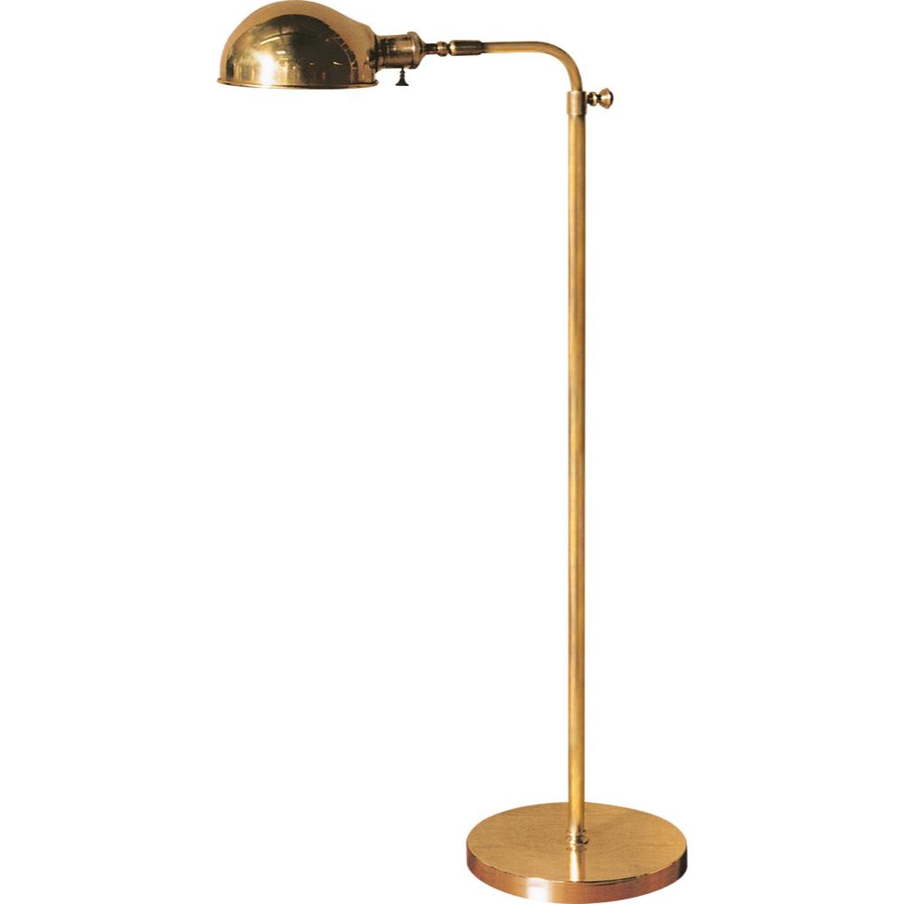 10 elegant ways to position your antique floor lamps for Floor lamp 10