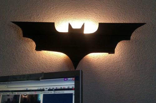 10 reasons to install batman wall light warisan lighting batman wall light photo 10 aloadofball Choice Image