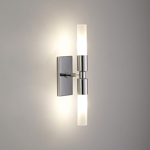 Modern Interior Wall Sconces : Create some sort of ambience in your homes with wonderful Battery powered wall sconce lights ...