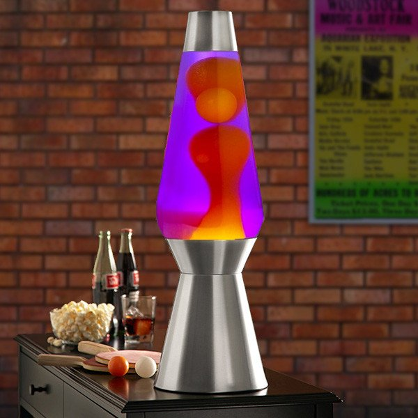 Big lava lamps - the most recognizable and beloved items from the ...