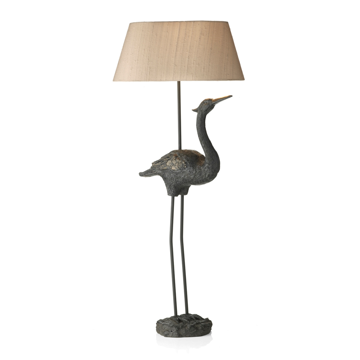 Bird Table Lamp: Conclusion,Lighting