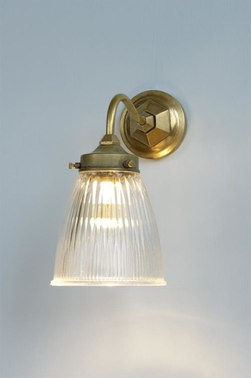 Brass Effect Wall Lights 12 Unusual Methods To Add