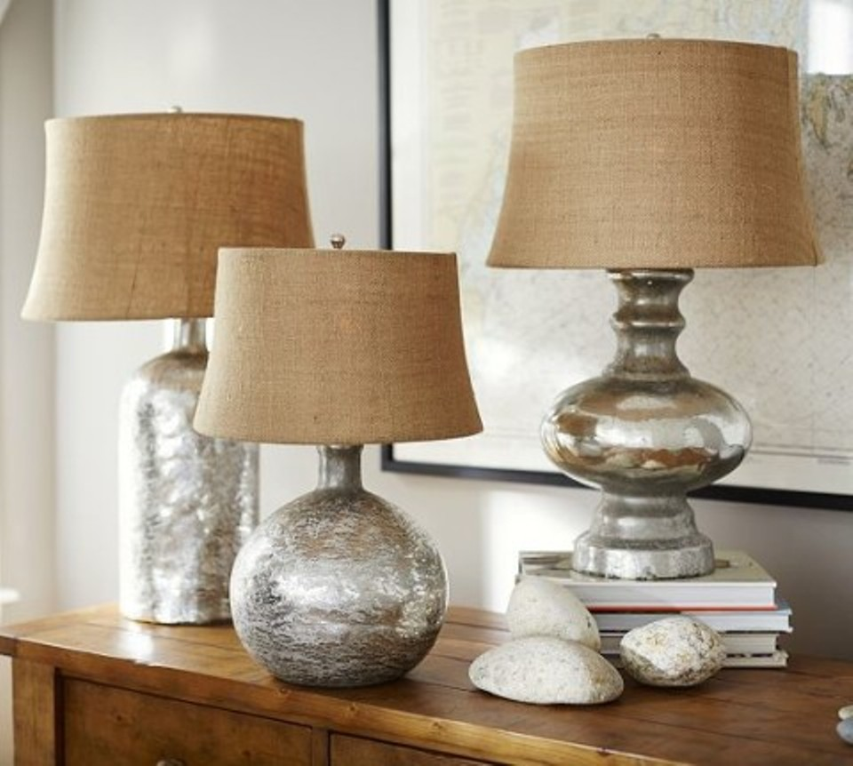 Broyhill mercury glass table lamp - Broyhill Lamps Home Goods Ultimate Ambiance And Feel That Leaves You Relaxed Broyhill Lamps