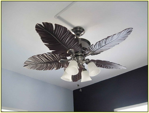 Chandelier-ceiling-fan-light-photo-11