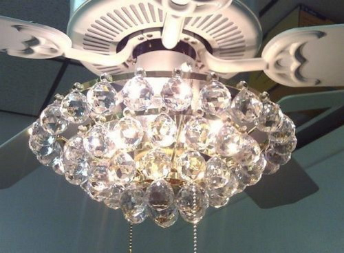 Chandelier-ceiling-fan-light-photo-5