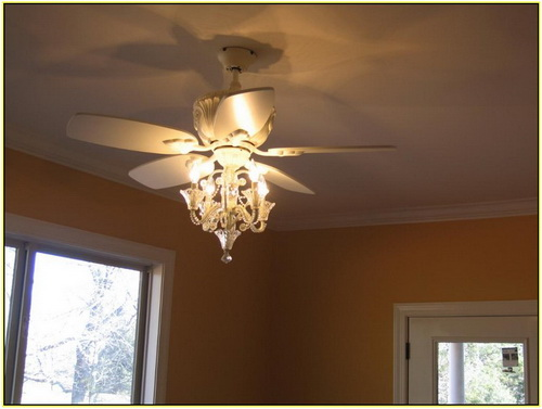 Chandelier-ceiling-fan-light-photo-6