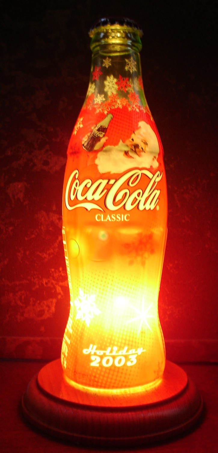 Coke bottle lamp 10 reasons to choose warisan lighting advantages of coke bottle lamps arubaitofo Images