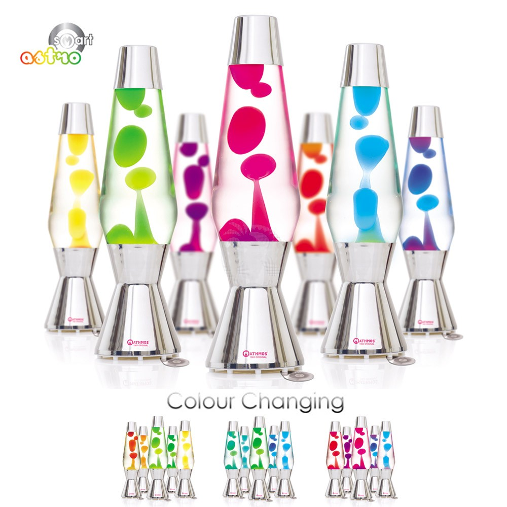 How To Decorate Your House With Color Changing Lava Lamp Warisan Lighting