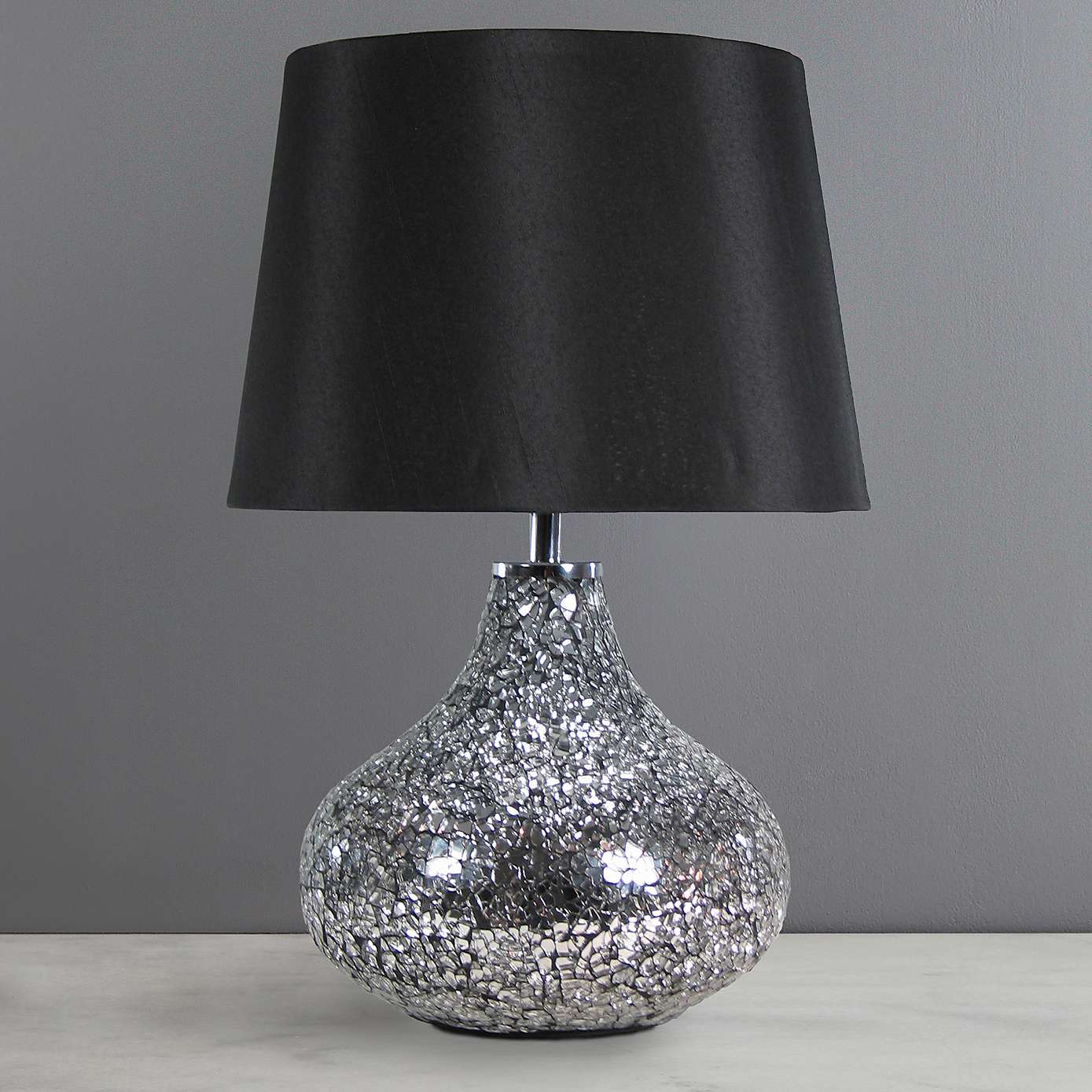 Crackle Glass Lamp Modulate Illumination To Your Home Space Warisan Lighting