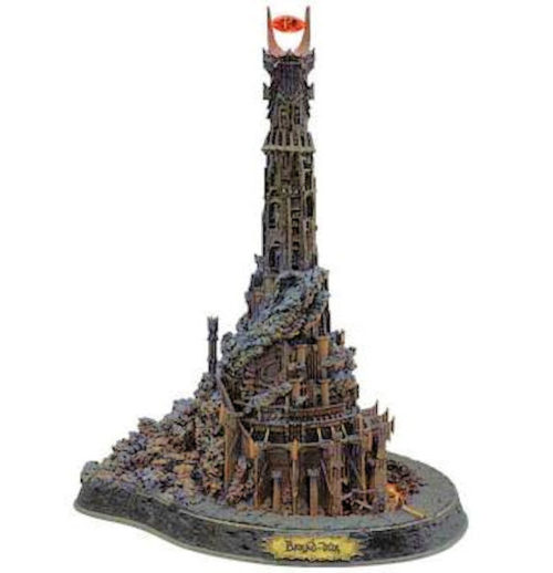 10 facts about Eye of sauron desk lamp