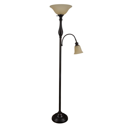 20 stonishing floor lamp lowes warisan lighting. Black Bedroom Furniture Sets. Home Design Ideas