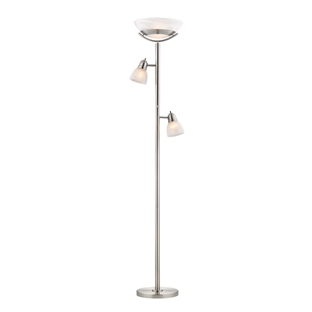 The real magic of the floor lamps with reading light for Natural light reading floor lamp