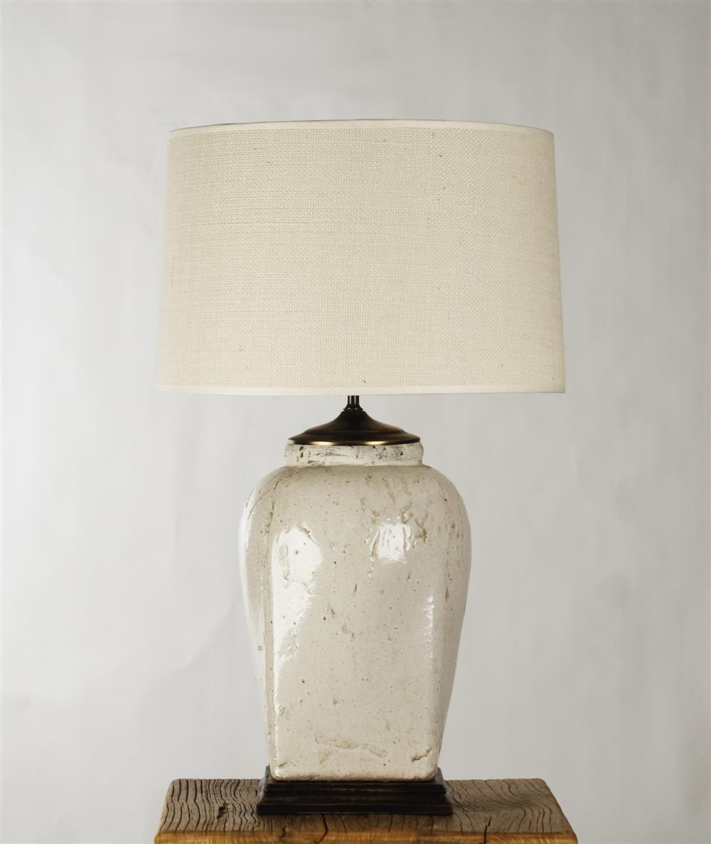 The French Country Table Lamp Should Not Be Too Large For The Table It Sits  On To Hold Or Too Small To Provide Lighting On The Room.