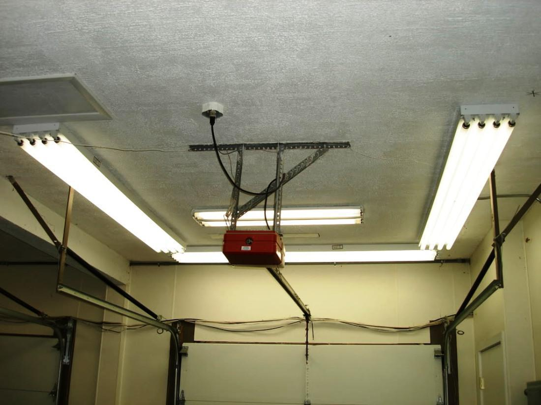 10 Indispensable Options Of Garage Led Ceiling Lights Warisan Lighting Wiring In A Home