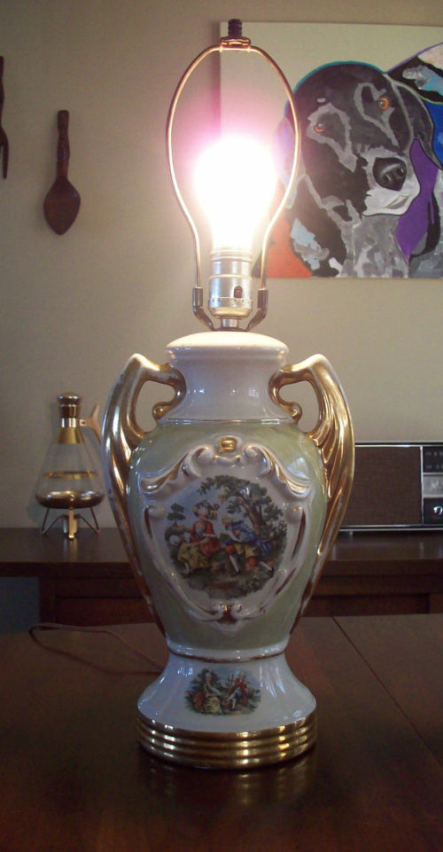 10 Adventiges Of George And Martha Washington Lamps