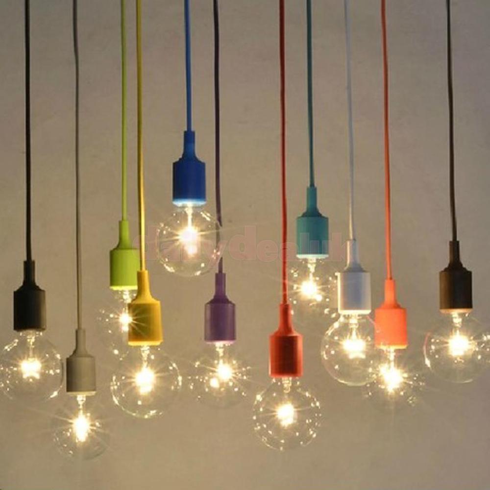 Light Bulb Ceiling Pendant
