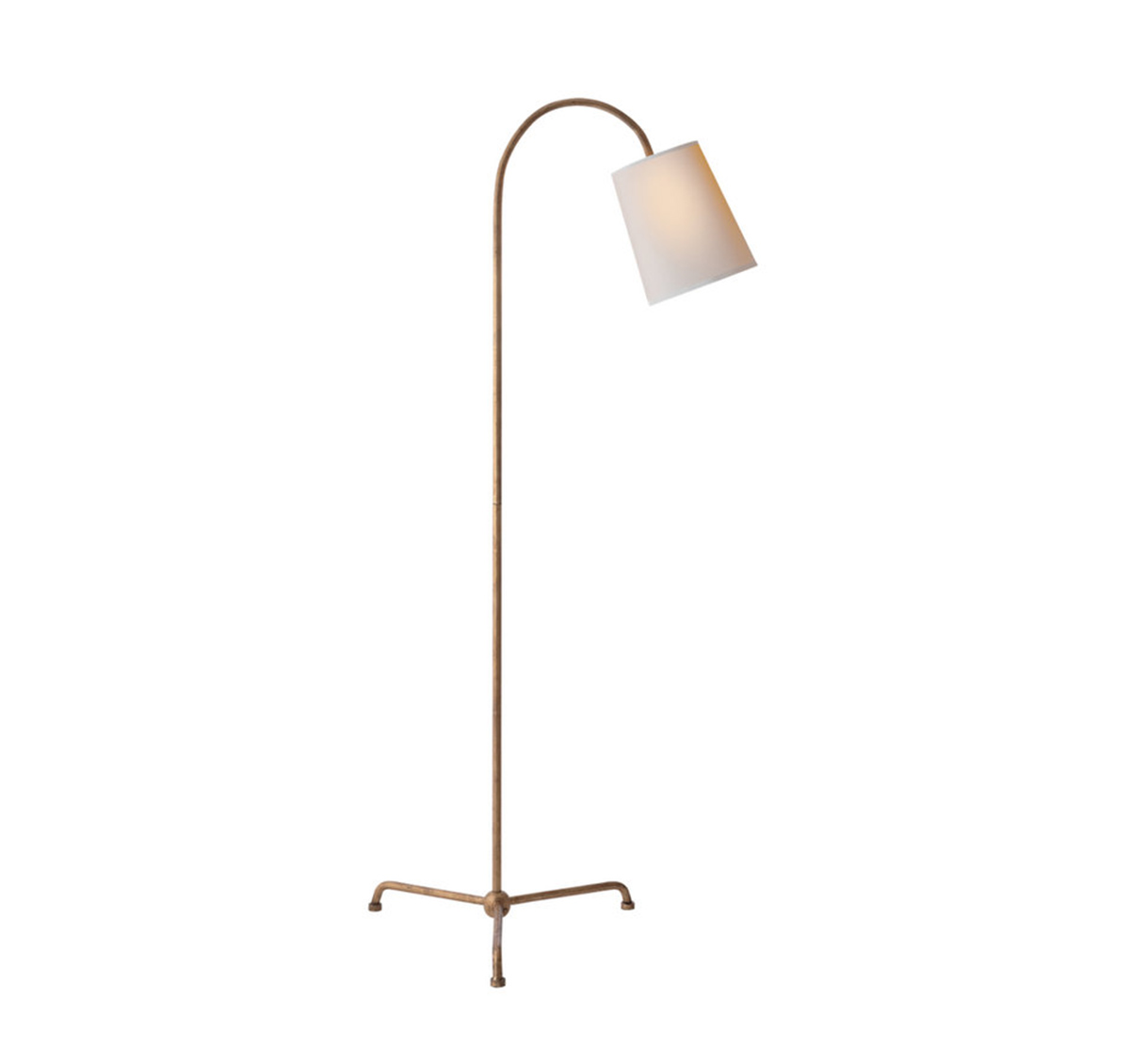"VCTOB1021GI-NP MIA FLOOR LAMP 56""H"