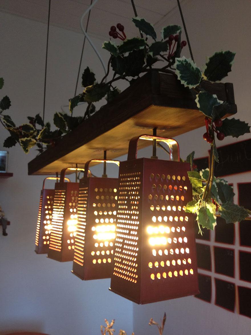 10 amazing Homemade lamp ideas to Light Your Home | Warisan Lighting