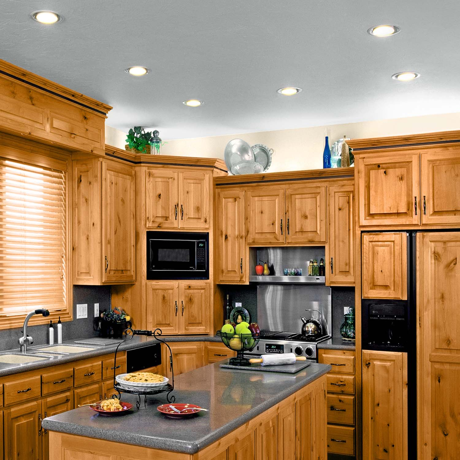 best recessed led lights for kitchen
