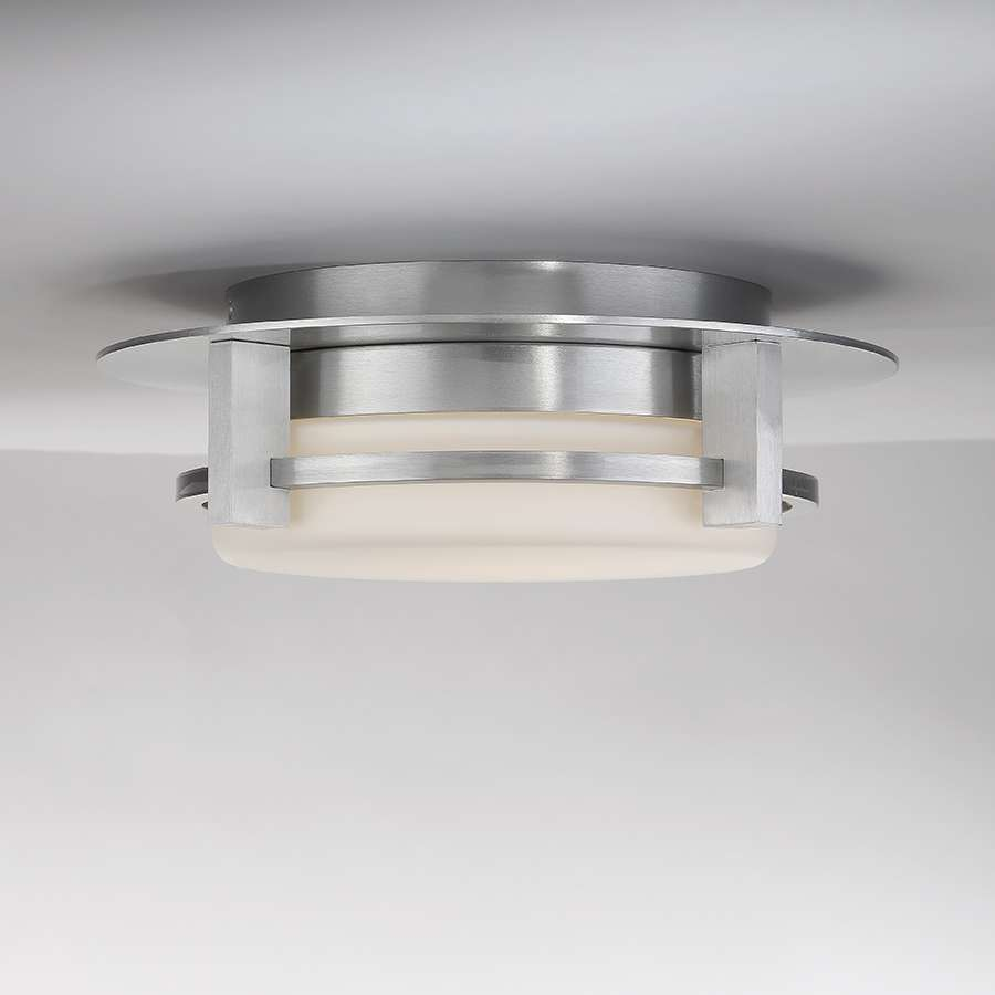Led outdoor ceiling lights will leave your compound for Led yard light fixtures