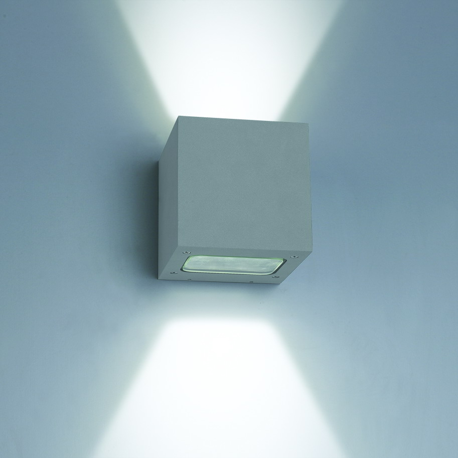 led outdoor wall lights enhance the architectural features of your