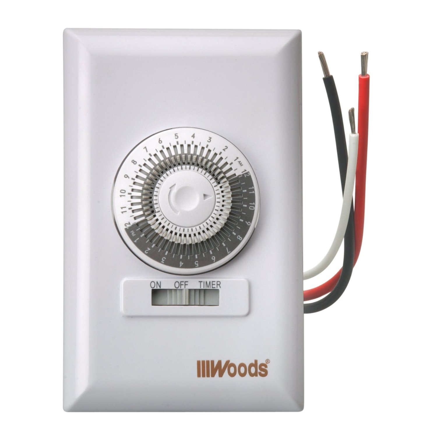 Light Timer Wall Switch on electric relay switch