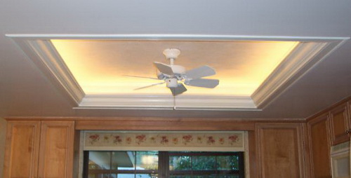 Ceiling Tray Lighting: Enhances Beauty In Your Home