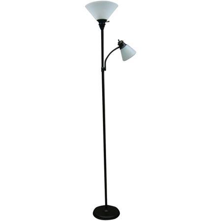 mainstay-floor-lamp-photo-10 - Floor Lamps Walmart Roselawnlutheran