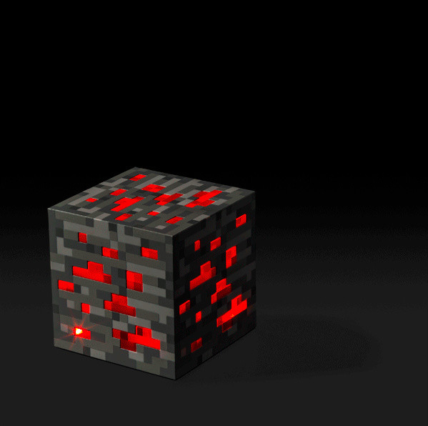 Minecraft Redstone Lamp Photo 10