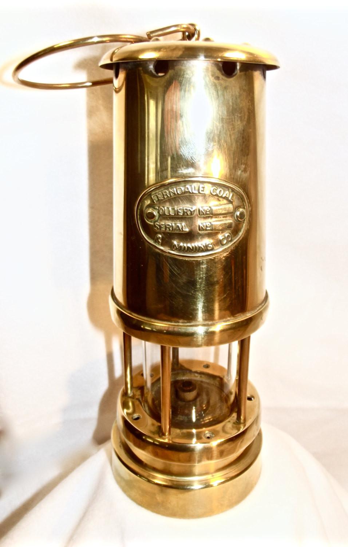 Mining lamp - 10 secret facts to know!   Warisan Lighting