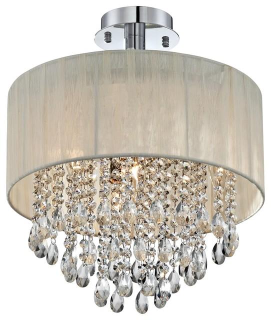 Modern Crystal Ceiling Lights Uk Designs
