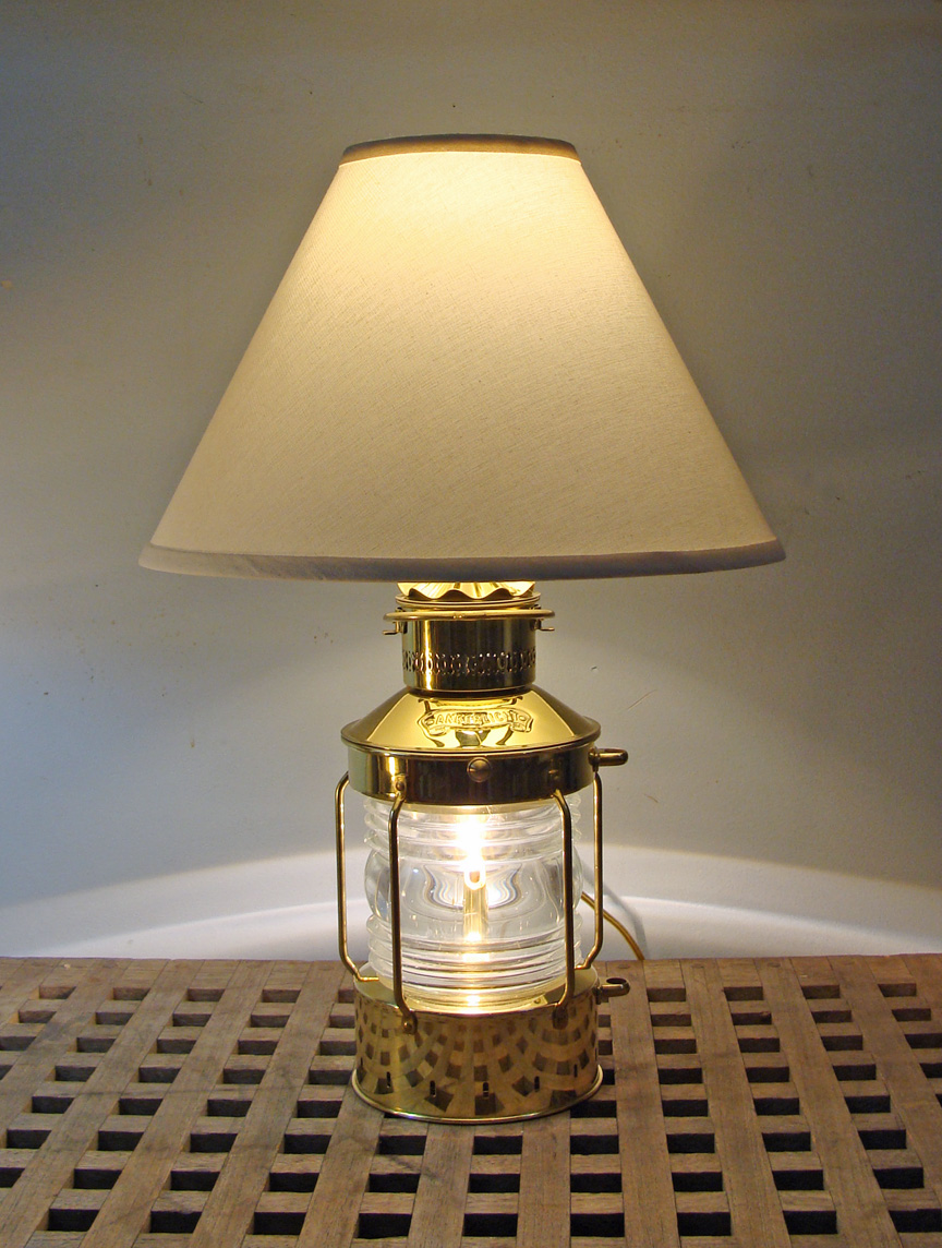 Sailboat Table Lamp : Nautical table lamps methods to add beauty and style