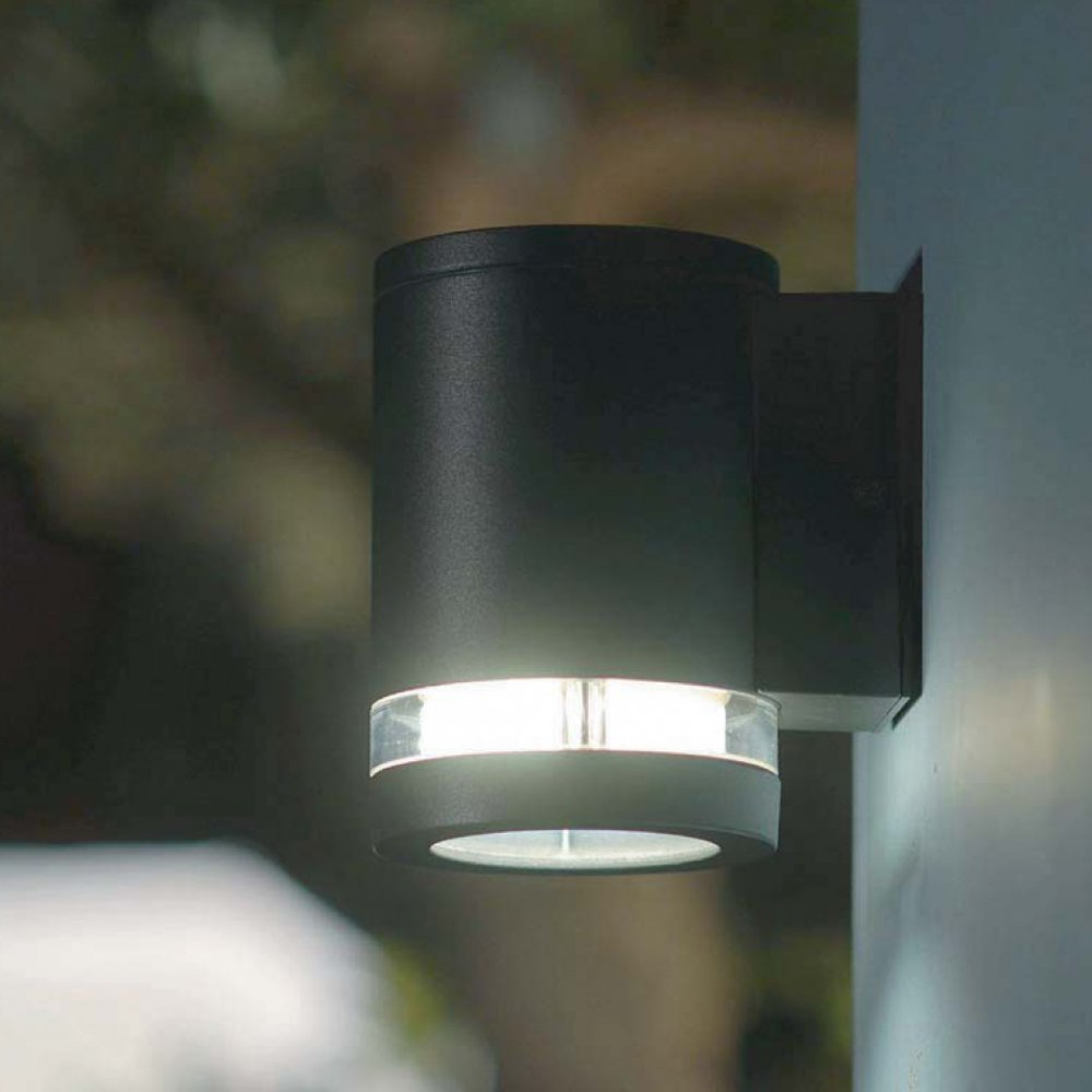 Outdoor lighting solar - Top 10 Solar Outdoor Wall Lights Of 2017