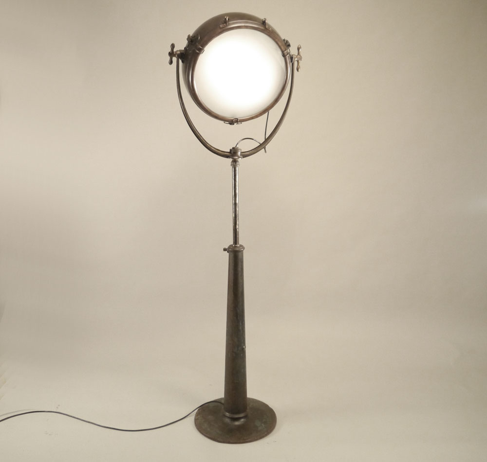 spot light floor lamp