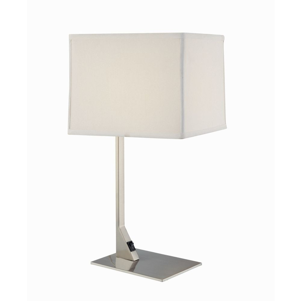 Attractive Square Table Lamps U2013 Easy To Portable And Cheap To Acquire