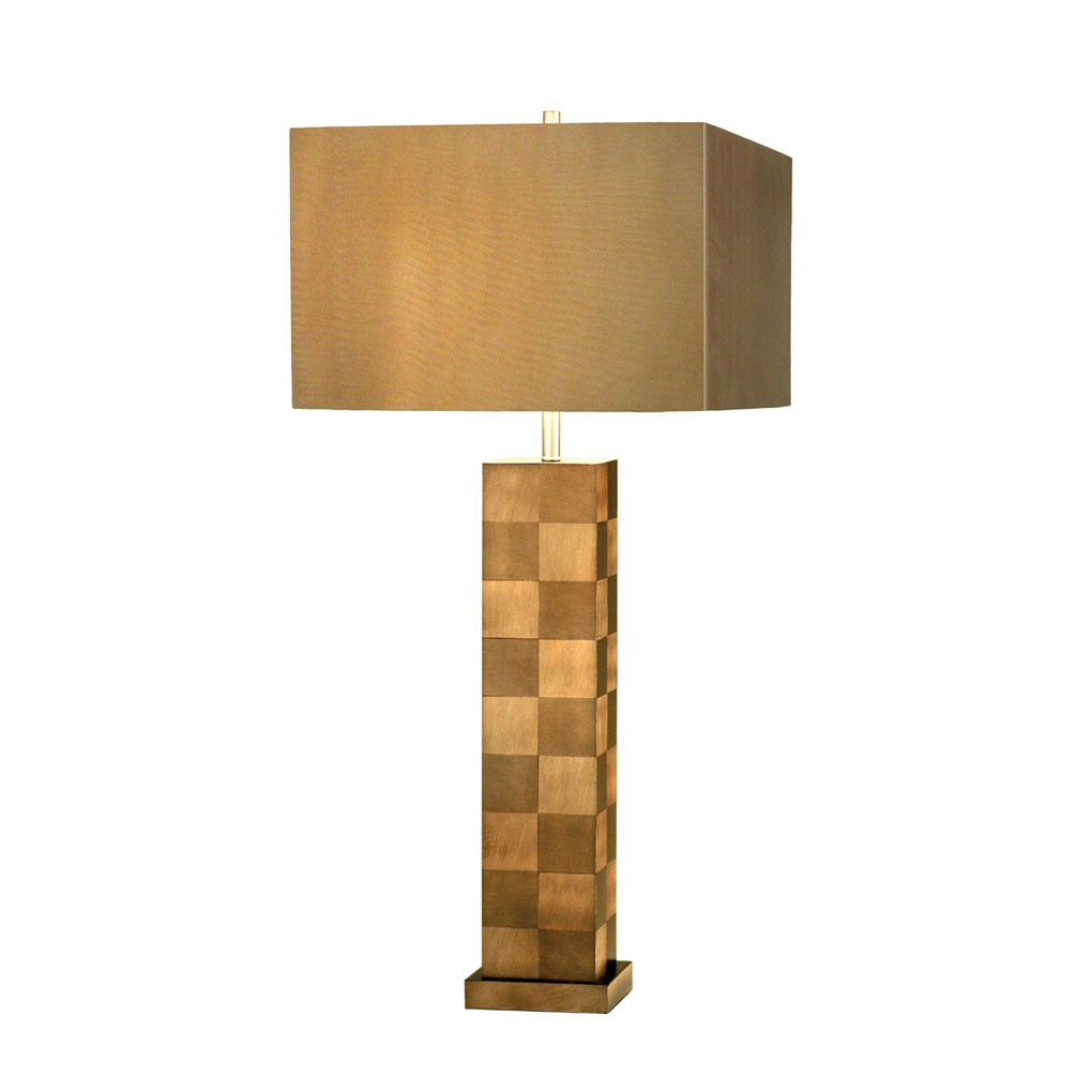 Square Table Lamps Easy To Portable And Cheap To Acquire