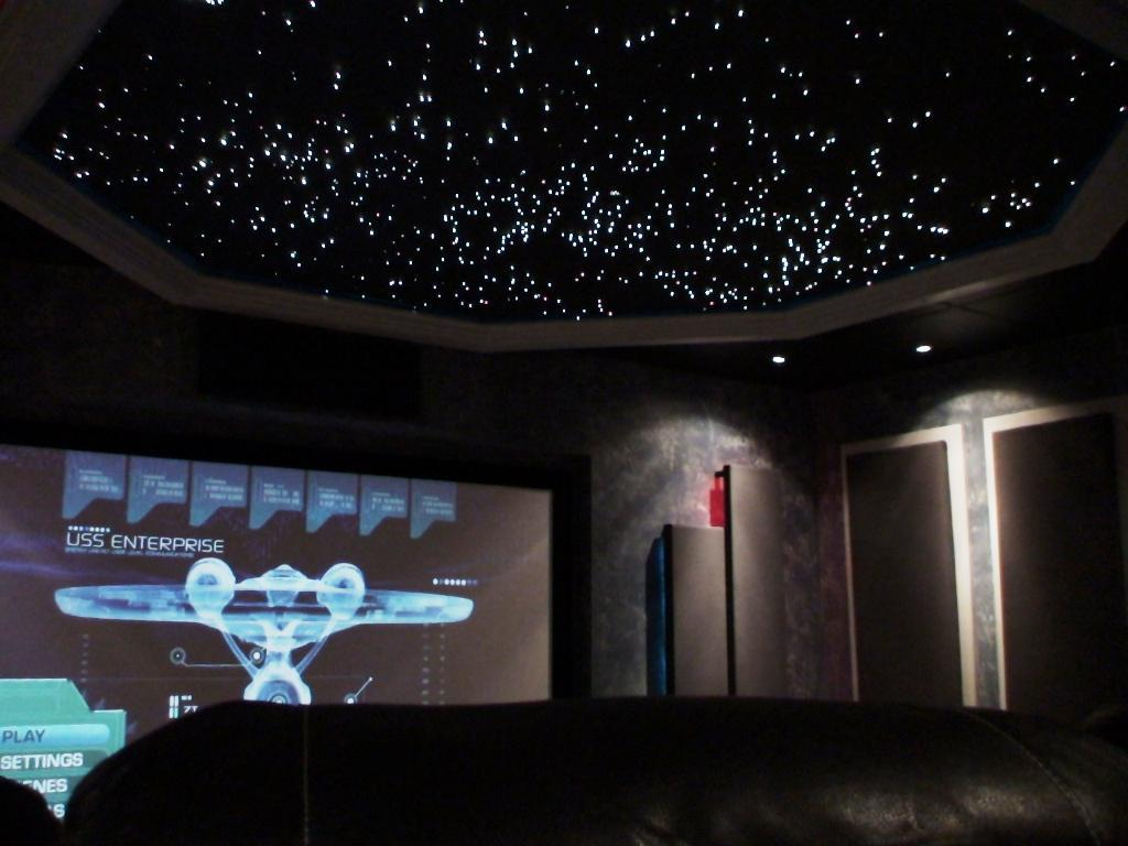 Ceiling Lights That Look Like Stars : Star light ceiling projector enjoy gazing in your