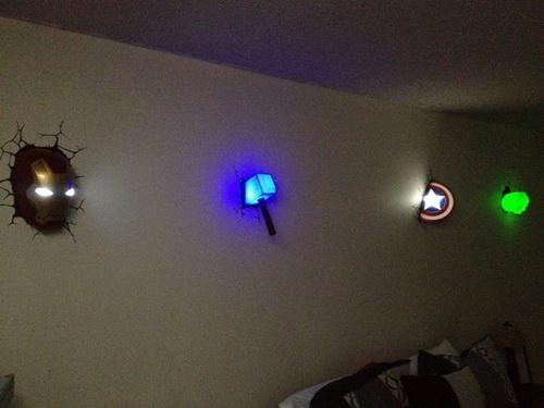 The-avengers-wall-lights-photo-2