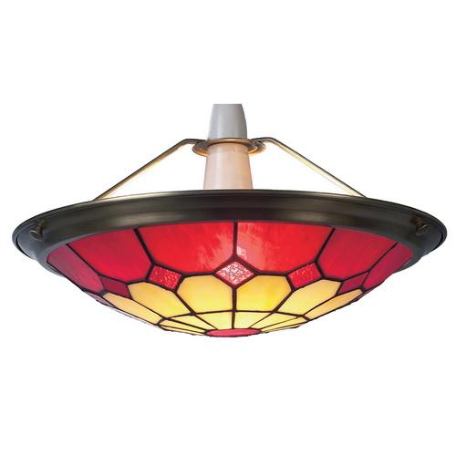 Tiffany-light-shades-ceiling-photo-7