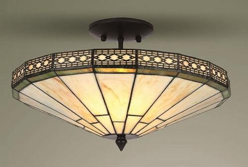 Tiffany-light-shades-ceiling-photo-8